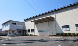本社工場(延床面積1,804.21m²(328坪))